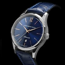 Schaumburg Steel 42mm Automatic CLASSOCO EDITION 50s BLUE new