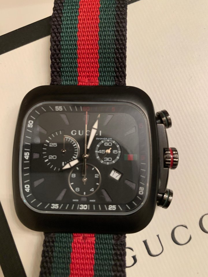 31d86e71d20 Pre-owned Gucci watches