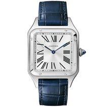 Cartier Santos (submodel) new 2019 Quartz Watch with original box and original papers