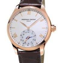 Frederique Constant Horological Smartwatch Staal 42mm Zilver Romeins Nederland, Volendam