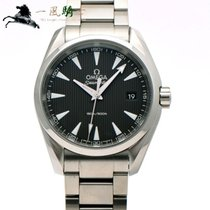 Omega Seamaster Aqua Terra Steel 39mm Grey United States of America, California, Los Angeles