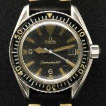 Omega Seamaster 166.024 Big Triangle circa 1968 Rare occasion