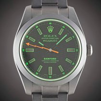 Rolex Automatic 116400 GV Limited Edition of 100 Pieces pre-owned