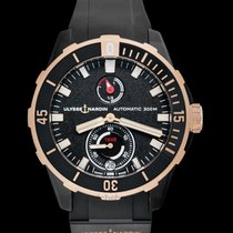 Ulysse Nardin 1185-170-3/BLACK 2020 new
