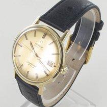 Omega Seamaster DeVille Zuto zlato 34,5mm Zlatan