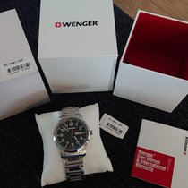 Wenger 42mm Quartz new