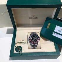 Rolex GMT-Master II 126710 2019 new