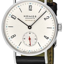 NOMOS Tangente Neomatik Steel White United States of America, New York, Brooklyn