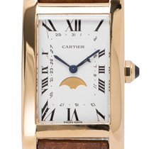 Cartier Tank Américaine 819908 1989 pre-owned