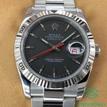 Rolex Datejust Turn-O-Graph 116264 2007 pre-owned