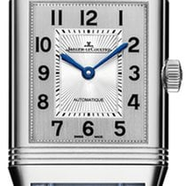Jaeger-LeCoultre Q2588422 Steel 2019 Reverso Classic Medium Duetto 40mm new