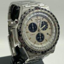 Breitling Jupiter Pilot Steel 42mm White No numerals