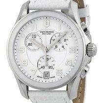 维氏瑞士军表 女士錶 Chrono Classic 41mm 石英 新的 附正版包裝盒和原版文件的手錶 2010