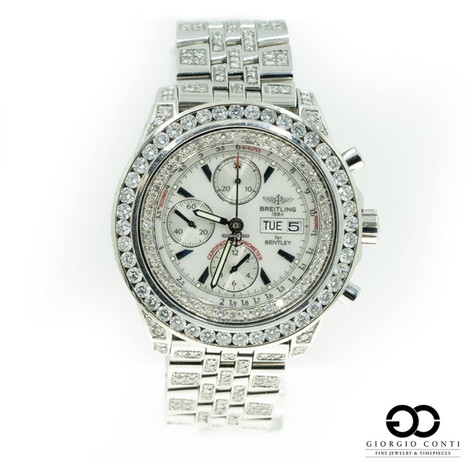 Breitling Bentley GT A13362 2007 pre-owned