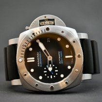 Panerai Steel 42mm Automatic PAM 00973 pre-owned Finland, Oulu