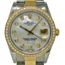 Rolex Oyster Perpetual Date 15233 1989 pre-owned
