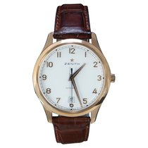 Zenith Captain Central Second 1820216 occasion
