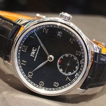 IWC Portuguese Hand-Wound Eight Days