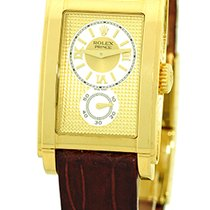 "Rolex ""Cellini Prince"" Strapwatch."