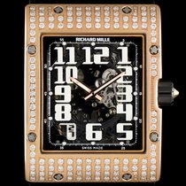 Richard Mille Skeleton Dial Extra Flat Diamond RM016 AH RG