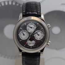 Jaeger-LeCoultre Master Memovox Or blanc France, Cannes