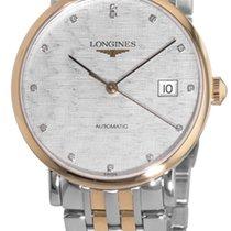Longines Elegant Unisex Watch L4.810.5.77.7