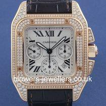 Cartier Santos 100 XL Chronograph WM502351