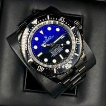 Rolex Sea-Dweller Deepsea PVD-DLC 116660