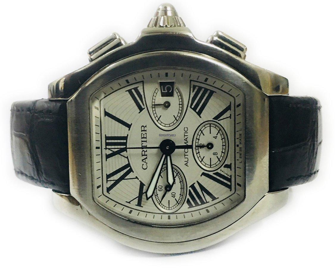 f7d14524fc6 Relógios Cartier usados - Compare os preços de relógios Cartier usados
