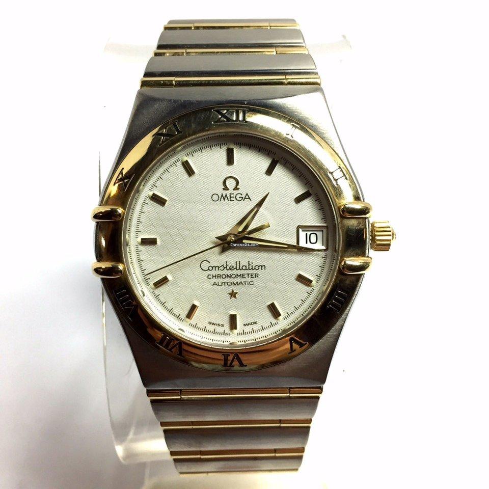 Omega CONSTELLATION Chronometer Automatic 18K Gold   Steel... eladó 548 158  Ft Trusted Seller státuszú eladótól a Chrono24-en ef1f013652