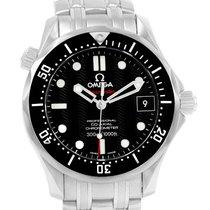 Omega Seamaster 300m Midsize Watch 212.30.36.20.01.001 Box Card