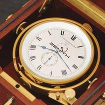 Zenith Chronomètre de Bord, Marine Chronometer
