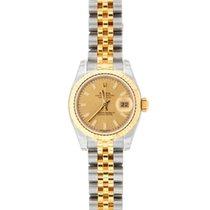 Rolex Ladies' DateJust 26mm, 18k Gold&Steel,  Jubilee, Ref#179173
