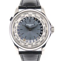 Patek Philippe Worldtimer 5110 P with Papers