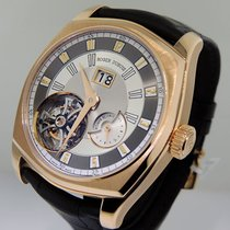 Roger Dubuis La Monégasque Rose gold 44mmmm Silver Arabic numerals United States of America, California, Los Angeles
