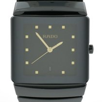 Rado Diastar Ceramic 34mm Black
