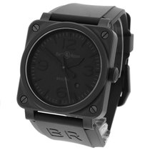 Bell & Ross BR 03 BR03-92-S Very good Steel 42mm Automatic United Kingdom, London