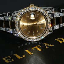 Rolex Datejust 41 Diamond Watch