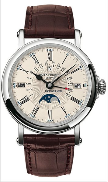 Patek Philippe Perpetual Calendar 5159G-001 2017 nouveau
