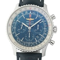 Breitling Navitimer 01 (46 MM) Steel 46mm Blue United States of America, New York, New York