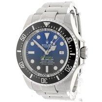 Rolex Sea-Dweller Deepsea D-blue James Cameron NEW-EU 126660