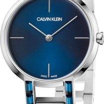 ck Calvin Klein Steel K8NZ3VVN new