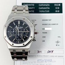Audemars Piguet 26320ST.OO.1220ST.01 Steel 2015 Royal Oak Chronograph 41mm pre-owned United States of America, New York, New York