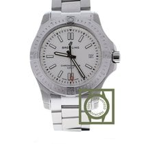 Breitling Chronomat Colt 44 mm Automatic Silver Dial Steel...