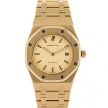 Audemars Piguet 14790BA Ouro amarelo 1990 Royal Oak Lady 31mm usado