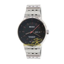Mido M8340.4.18.19 All Dial black Orange index 42mm