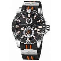 Ulysse Nardin Diver Chronometer Steel 44mm Black United States of America, New York, New York