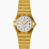 Omega Constellation Yellow gold 25mm