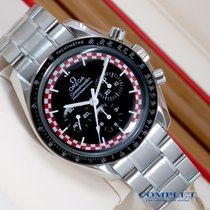 Omega 311.30.42.30.01.004 Stahl 2018 Speedmaster Professional Moonwatch 42mm neu