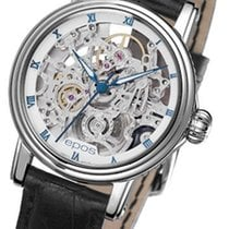 Epos Reloj de dama Emotion 34mm Automático nuevo Reloj con estuche y documentos originales